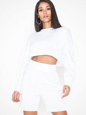 Jumpsuits & playsuits - Missguided Crop Sweater Cycling Shorts Set