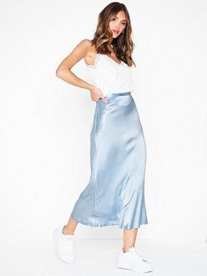 Neo Noir Lulla Satin Skirt