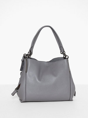 Coach Polished Pebble Lthr Dalton 28 Shoulder Bag