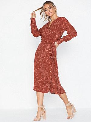 Morris Aurélie Wrap Dress
