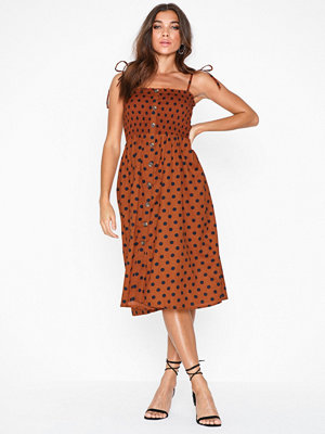 Only Onldotty Strap Dress Wvn