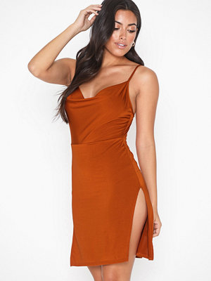 NLY One Side Slits Dress