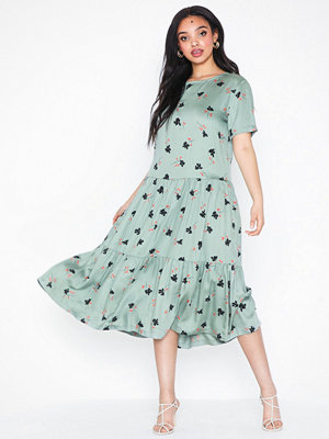 MOSS Copenhagen Fria Nor SS dress AOP