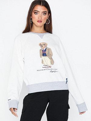 Polo Ralph Lauren Bear Cn-Long Sleeve-Knit