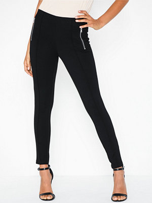 Vero Moda Vmava Nw Zip Leggings Jrs Booster