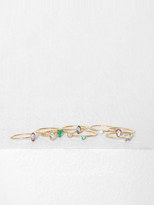 NLY Accessories Candy Shop Ring Set