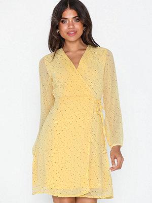 MOSS Copenhagen Brianna Rosalie Wrap Dress AOP