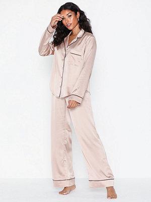 Missguided Long Sleeve Trouser PJ Set