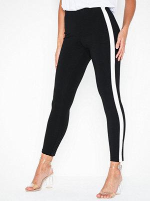Leggings & tights - Vero Moda Vmava Nw Track Leggings Jrs Booster