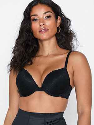 Lindex Wow Lace Push Up Bra