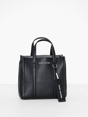 The Marc Jacobs svart axelväska The Tag Tote 21