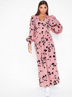 Selected Femme Slfloretta Ls Ankle Dress B