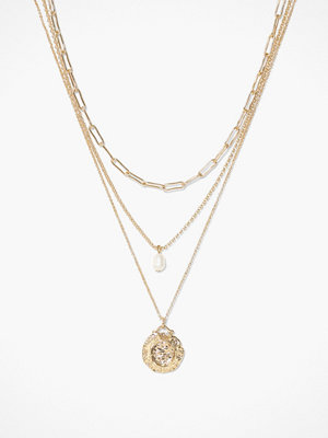 Pieces halsband Pcganika Combi Necklace D2D