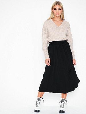 Kjolar - Selected Femme Slfbisma Mw Midi Skirt B