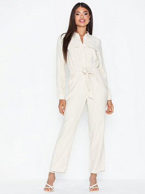Jumpsuits & playsuits - Vero Moda Vmeva L/S Button Jumpsuit Vip