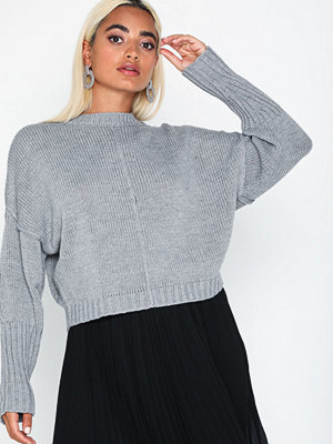 Missguided Super Wide Sleeve Jumper