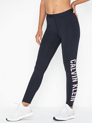 Calvin Klein Performance Logo Print 7/8 Tight