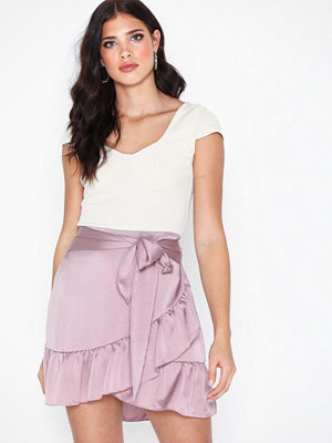 Neo Noir Bella Solid Skirt