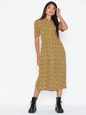 Pieces Pchellia Ss Midi Dress
