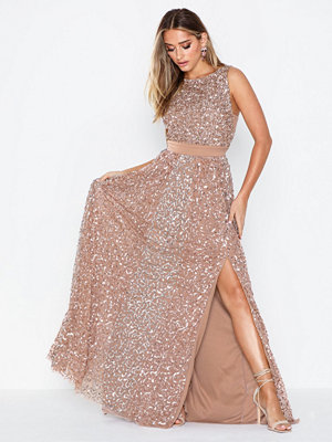 Maya All Over Sequin Maxi Dress