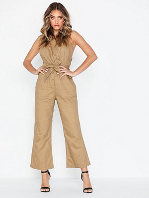 Jumpsuits & playsuits - Missguided Dungaree Asym Jumpsuit