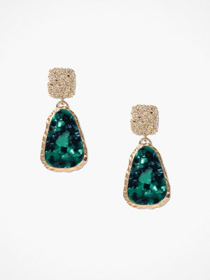 River Island örhängen Resin Surroud Drop Earrings