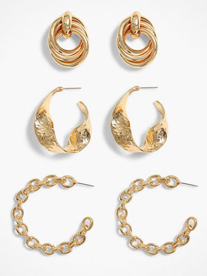 NLY Accessories örhängen Ultimate Chunky Hoops