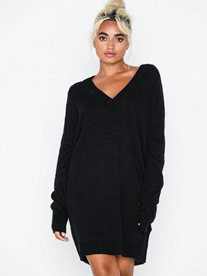 Jacqueline de Yong Jdylaura Treats L/S Button Dress Kn