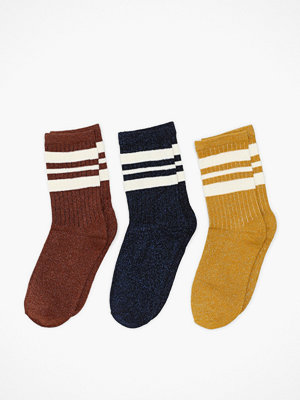 Only Onllux 3-Pack Ankle Socks