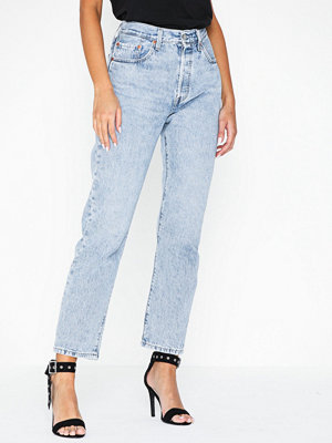 Jeans - Levi's 501 CROP MONTGOMERY BAKED