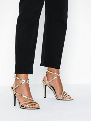 Only Onlaila Cross Pu Heeled Sandal
