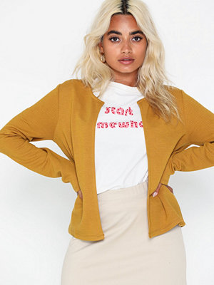 Jacqueline de Yong Jdysaga L/S Short Cardigan Noos Jrs