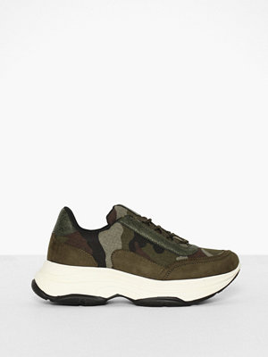 Duffy Army Comfort Sneaker