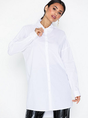 Noisy May Nmporto L/S Oversized Shirt