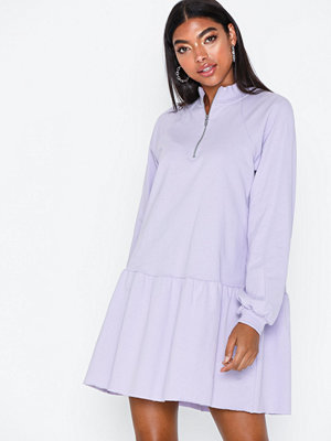 NLY Trend Frill Zip Dress