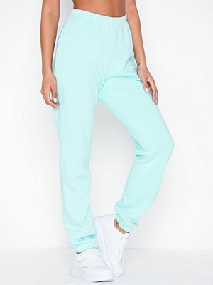 NLY Trend omönstrade byxor Cozy Sweat Pants