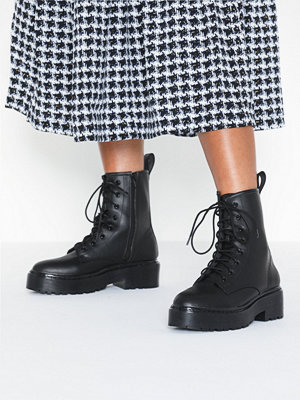 NLY Shoes Perfect Lace Boot