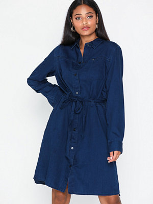 Lee Jeans Shirt Dress