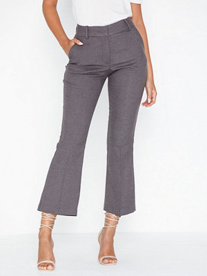 Five Units grå byxor Clara 438 Crop, Coffee Theory, Pants