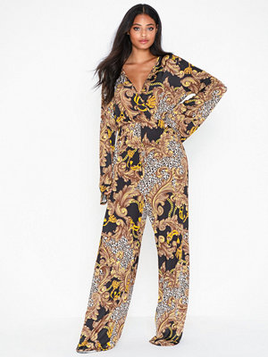 Jumpsuits & playsuits - NLY One Flowy Print Jumpsuit