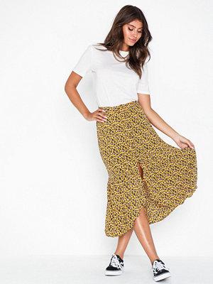 Pieces Pchellia Hw Midi Skirt