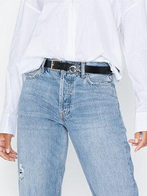 Bälten & skärp - Calvin Klein Jeans 3CM Low Ck Adj.Buckle Belt
