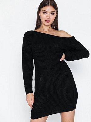 Missguided Off Shoulder Jumper Dress