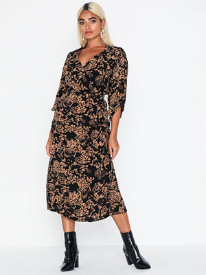Vero Moda Vmprosecca 3/4 Calf Dress Wvn Ki