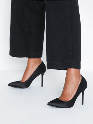 Pumps & klackskor - Only Onlcharlie Satin Pump