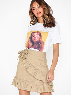 Glamorous Short Frill Skirt