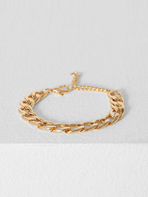 Missguided Jewelry armband Chunky Chain Gold