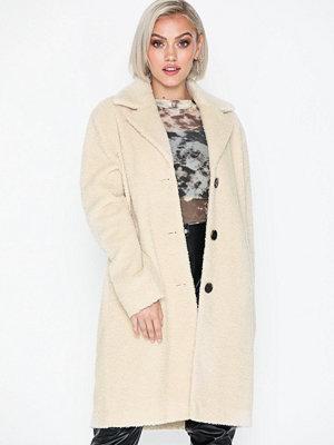 Selected Femme Slfnanna Teddy Coat B