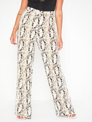 NLY Trend mönstrade byxor My Favourite Pants