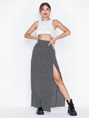 Glamorous Maxi Slit Skirt